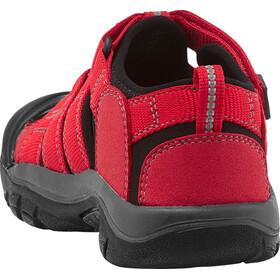 Keen Newport H2 - Sandalias Niños - rojo/negro